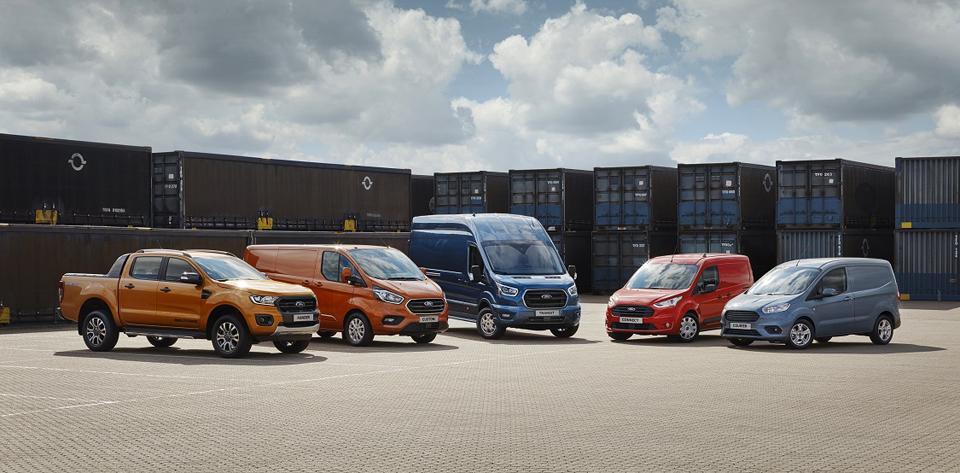 Ford a fost cea mai bine vândută marcă de import din România în 2019 și lider al pieței de vehicule comerciale