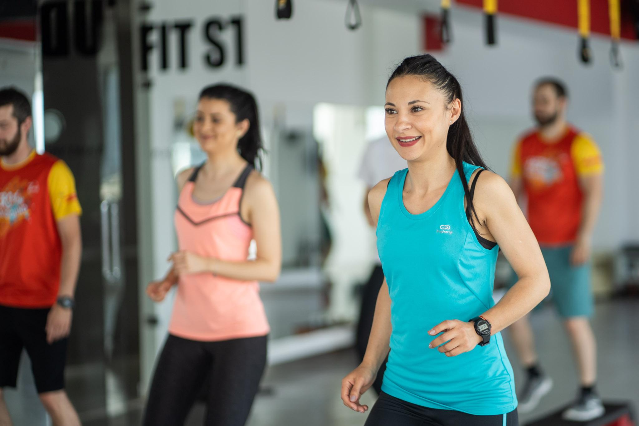 Sodexo oferă acces gratuit timp de o lună la sute de clase de sport și relaxare
