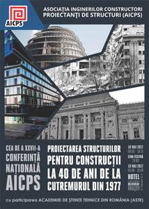 La Brașov se desfășoară Conferința Națională a Asociației Inginerilor Proiectanți de Structuri (AICPS)