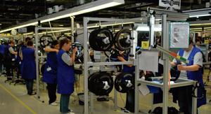 Autoliv a deschis o nouă fabrică de volane la Oneşti