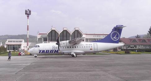 Aeroportul Baia Mare își propune deschiderea de noi rute spre Madrid, Roma, Paris şi Londra