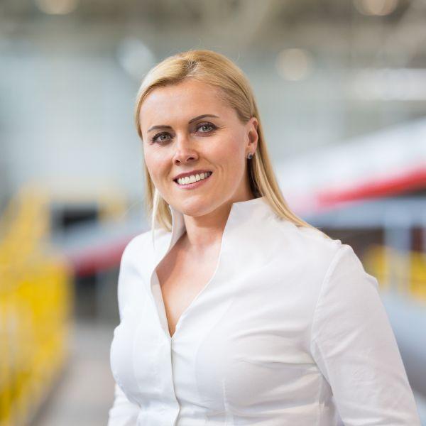 Poloneza Agnieszka Blas este noul director general al DHL Express România
