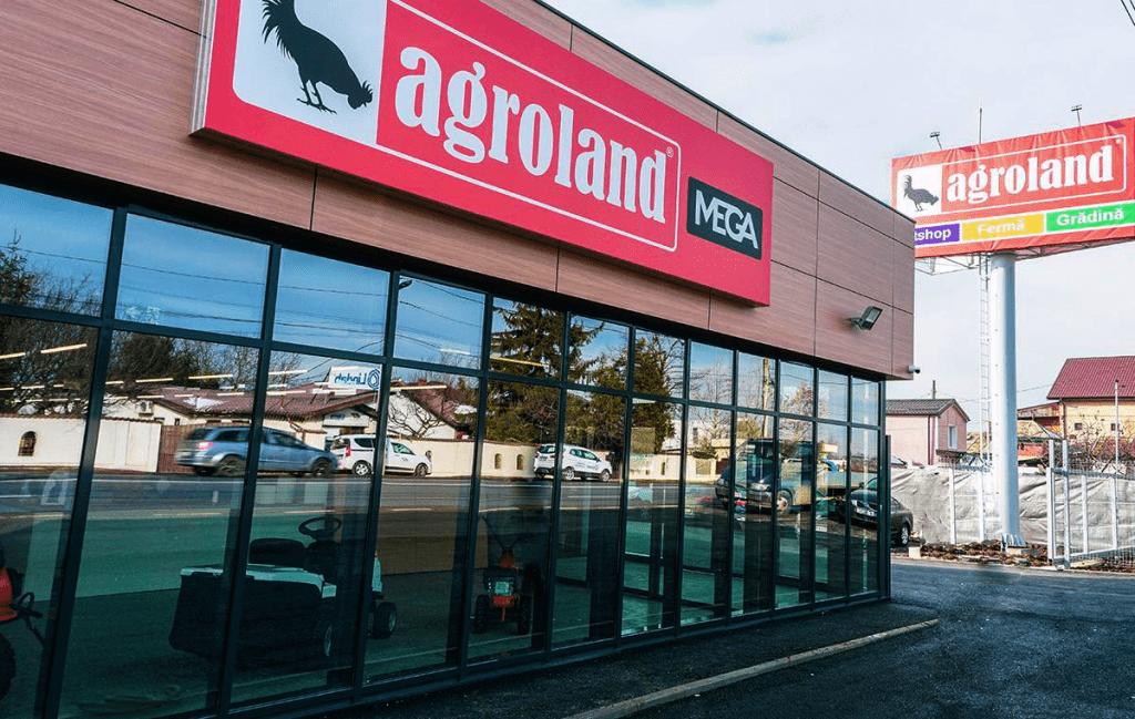 Rețeaua Agroland a inaugurat primul magazin dintre cele opt planificate pentru 2021