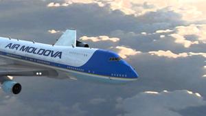 Cursa aeriană Chișinău – București este relansată de compania Air Moldova
