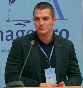 """Alexandru Timiș, Public Affairs Director, ANIS: """"Tehnologia va consolida poziţia României pe harta globală a inovației"""""""