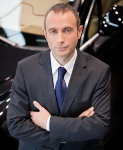 Alin Tapalagă este noul director al Porsche Inter Auto România