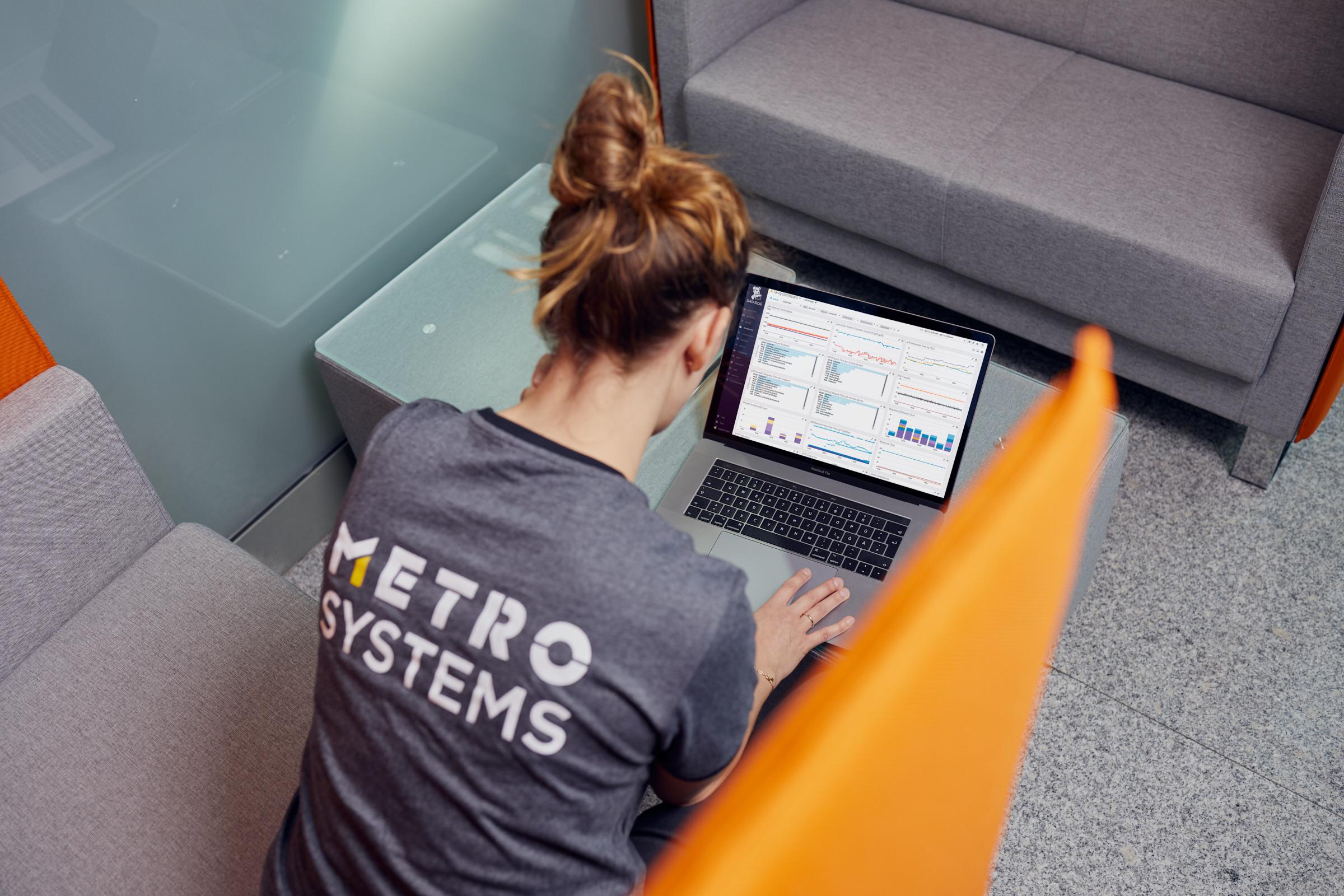METRO SYSTEMS România, prima companie autohtonă care adoptă pe termen nedefinit  lucrul de acasă