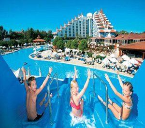 Antalya hotel copii