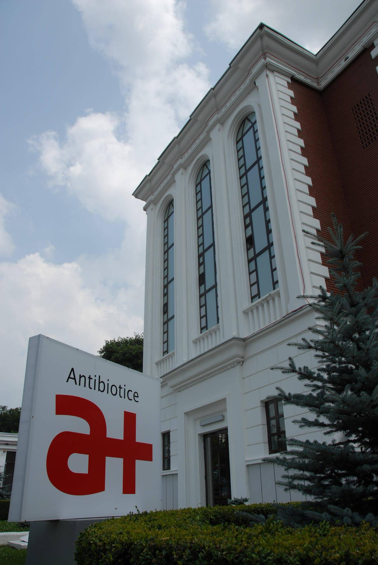 Compania Antibiotice va deschide reprezentanţe în Republica Moldova şi Ucraina