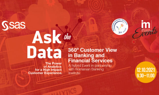 """""""360º Customer View in Banking and Financial Services"""""""