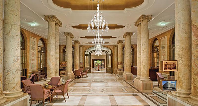 Investiție de 30 milioane euro în renovarea Athenee Palace Hilton