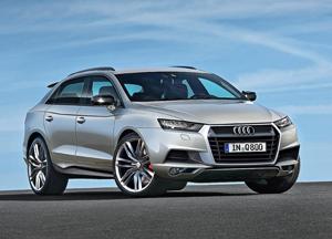 Prin lansarea modelului Q8, noua gamă de modele Audi de talie mare este acum completă