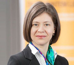 Aurelia Leoveanu este noul director Administrativ și Financiar al Groupe Renault România