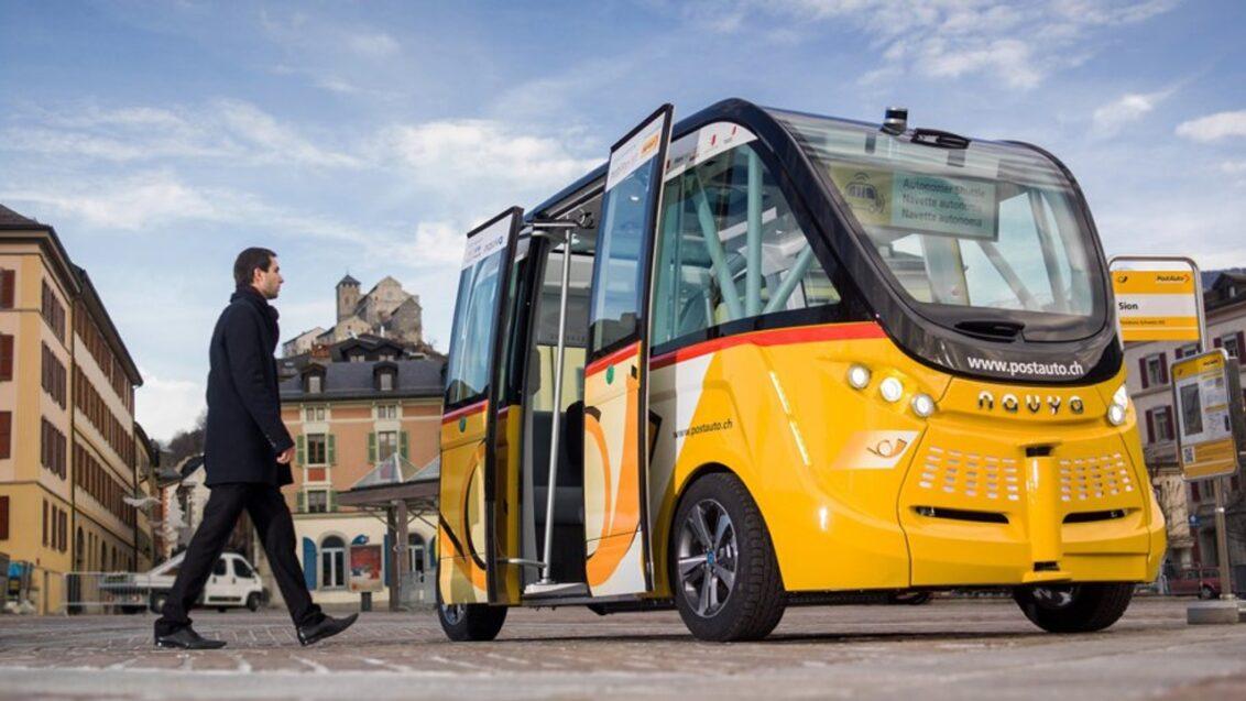 La Braşov ar putea circula în curând primul autobuz fără şofer