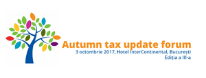 """Experții PKF Finconta și reprezentanții Ministerului Finanțelor Publice analizează situația fiscalității din România la """"Autumn tax update forum"""""""