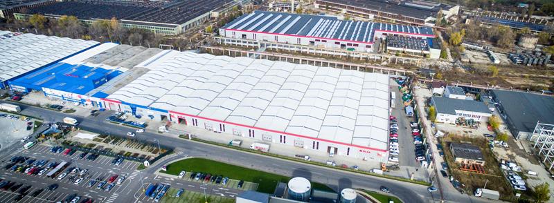 BILKA a prelucrat 80.000 de tone de oțel pentru a rămâne și în 2017 liderul pieței de acoperișuri