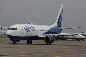 Blue Air anunță primele zboruri pe ruta București – Stockholm