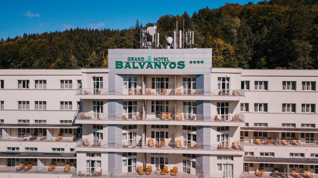 Toate cele peste 100 de camere ale Balvanyos Resort & SPA au fost complet renovate