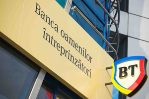 Banca Transilvania se va folosi de roboţi software în interacţiunea cu clienţii