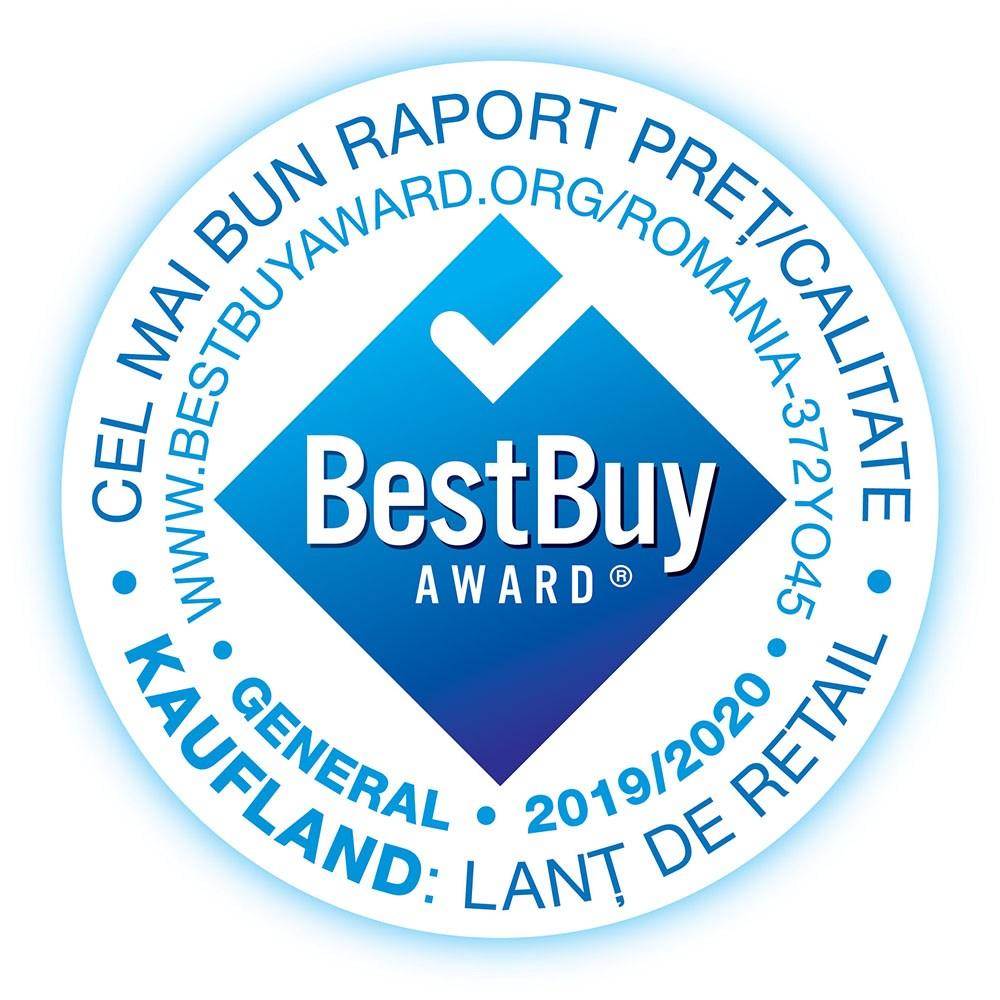 Best Buy Award: Kaufland – lanțul de magazine cu cel mai bun raport preț-calitate din România