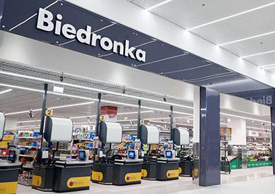 Retailerul polonez Biedronka va intra pe piaţa din România