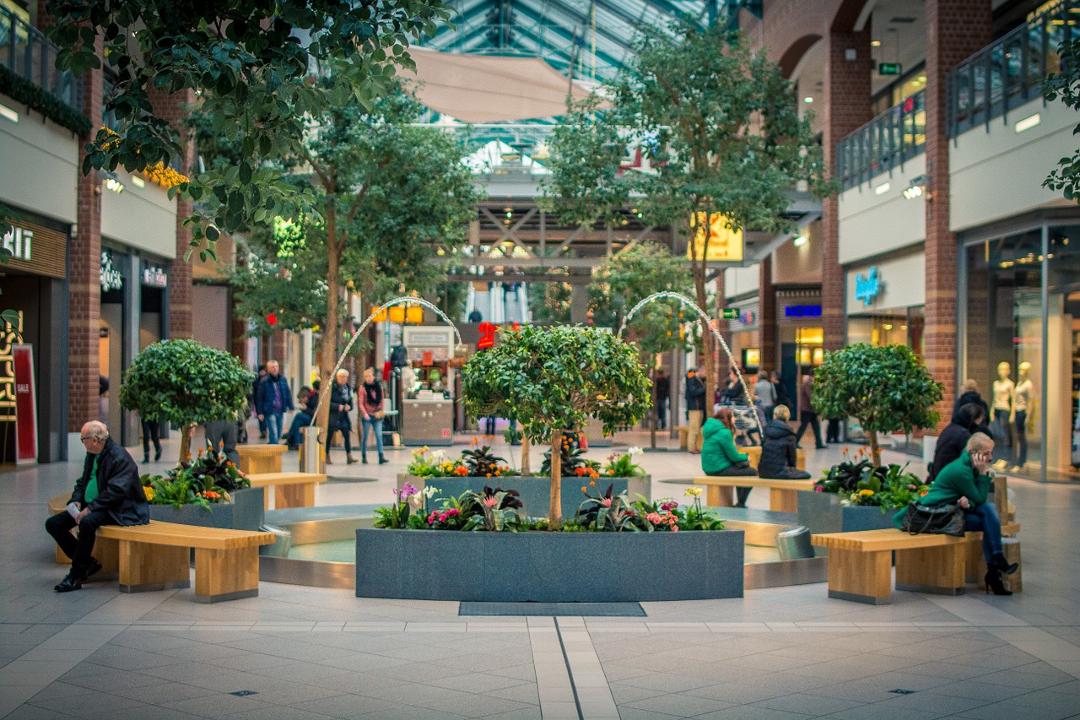 Mallul Shopping City Târgu-Mureş va fi inaugurat în martie 2020