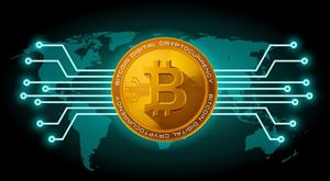 Bitcoin a depăşit pentru prima dată plafonul de 25.000 de dolari