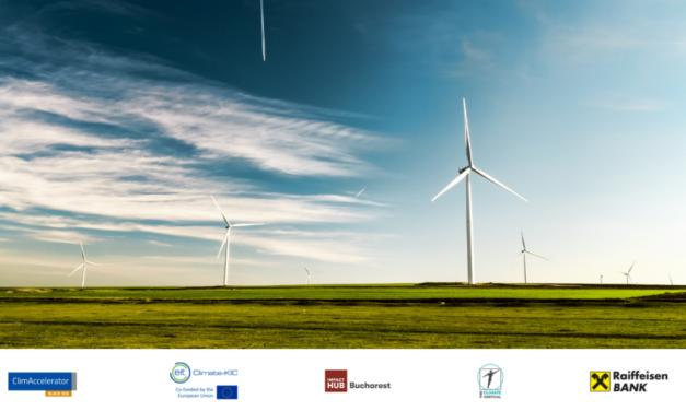 28 de startup-uri au fost selectate pentru a face parte din programul Black Sea ClimAccelerator