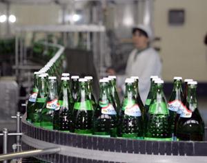 Borsec a ajuns să exporte apă minerală în 19 ţări