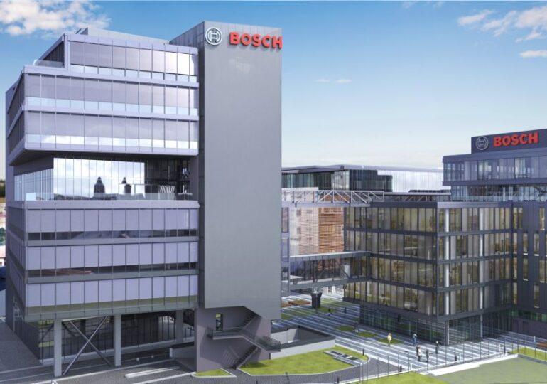 Bosch construieşte la Cluj-Napoca o clădire de birouri de 21 de milioane de euro