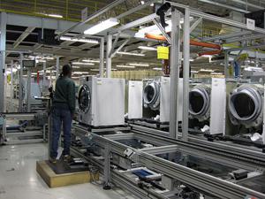 Bosch va construi o fabrică de mașini de spălat la Simeria, investiție de 110 milioane de euro