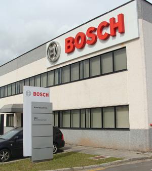 Bosch va deschide o fabrică de mașini de spălat în Simeria