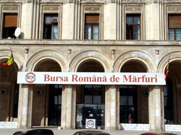 Bursa Română de Mărfuri lansează indicii bursieri ROGAS, pentru piaţa gazelor