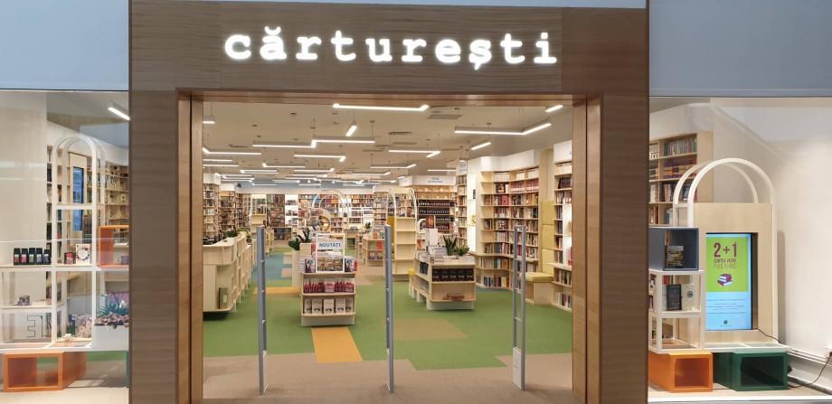 Rețeaua Cărturești închide majoritatea librăriilor din țară