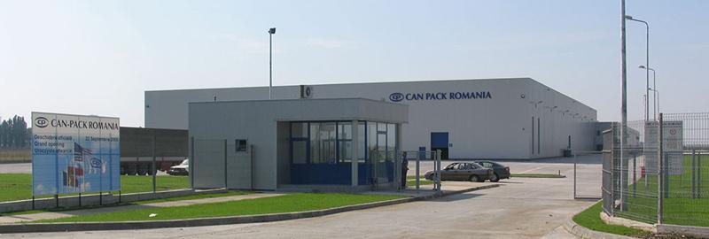 CANPACK România deschide o nouă linie de producție la fabrica din București