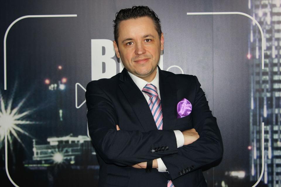 Constantin Paraschiv, inițiatorul proiectului BiziLiveClub: Business networking-ul este un maraton, nu un sprint de weekend