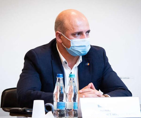 Călin Bota (MFE): Digitalizarea sectorului public este o mare problemă; interacţiunea cu instituţiile să se facă prin maxim 5 click-uri