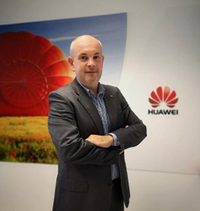Călin Clej este noul director de marketing al Huawei Consumer Business Group România