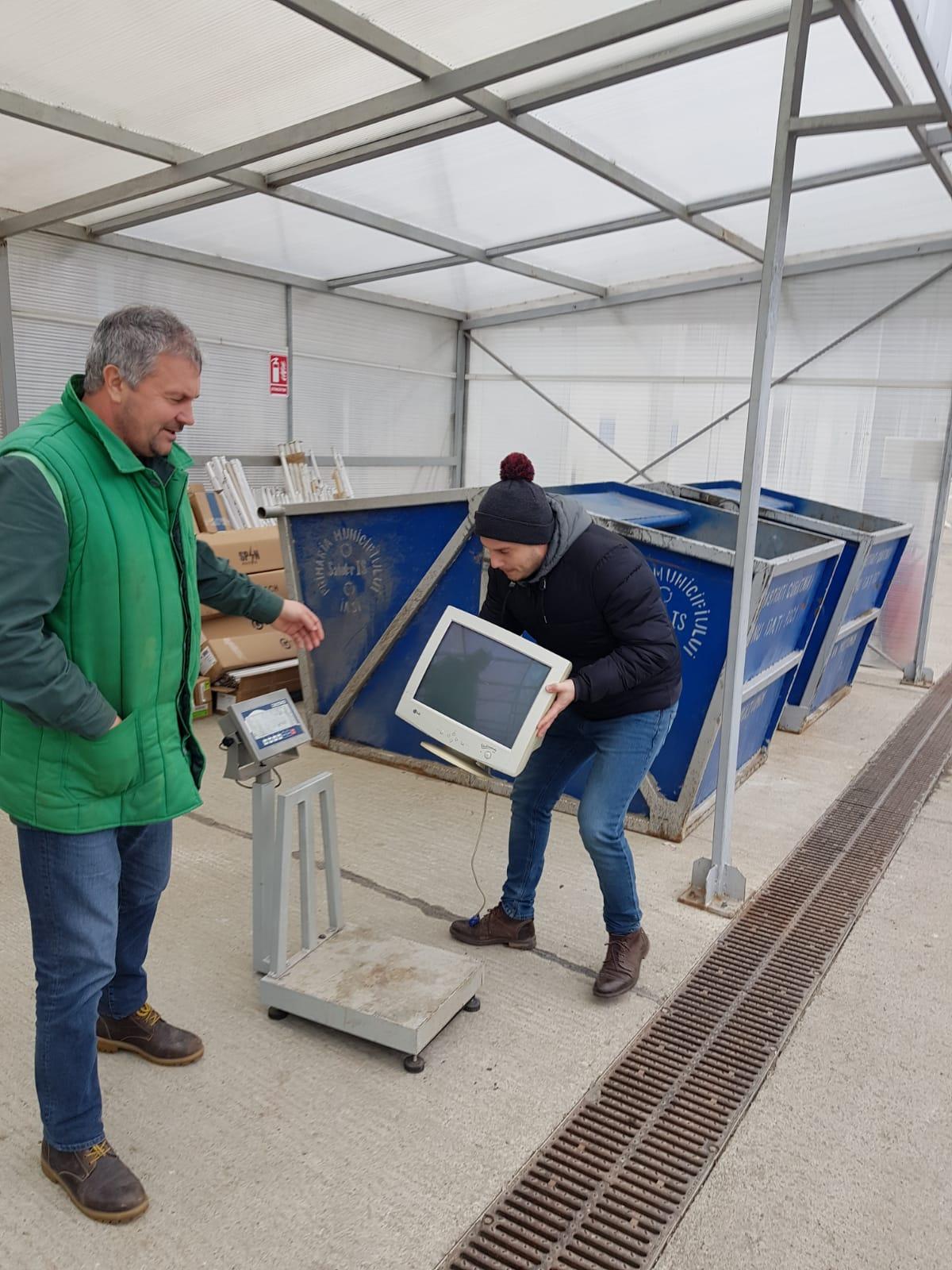 Campanie de colectare deșeuri electronice de la populație: Prahova – un județ la fel ca afară!