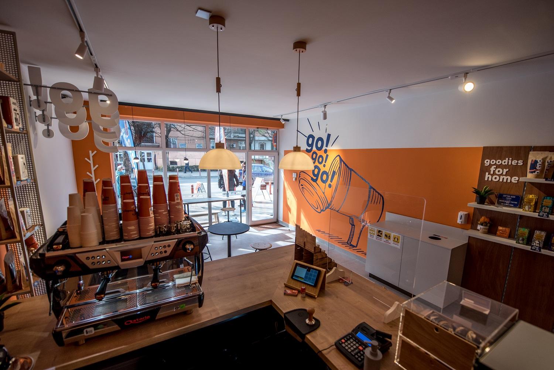 Captain Bean își extinde rețeaua de cafenele cu o nouă locație, în Tulcea