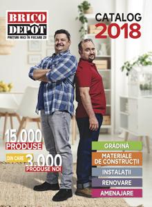 Brico Depôt lansează a treia ediție a celui mai mare catalog de bricolaj și amenajare a locuinței din România