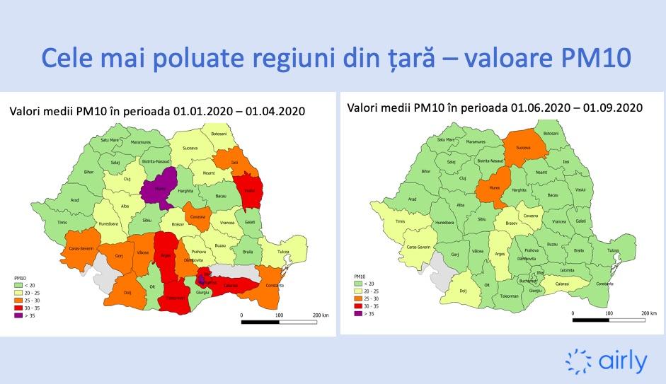 """Prima rețea independentă de monitorizare a calităţii aerului din România se extinde prin campania """"România respiră"""""""
