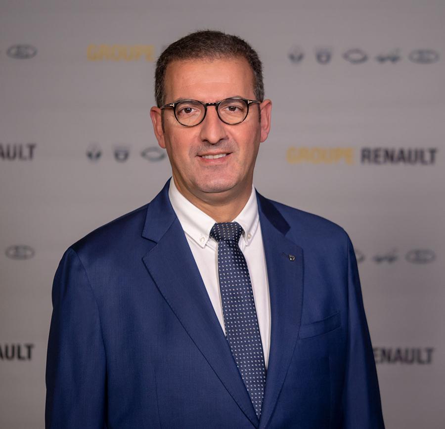 Christophe Dridi va fi noul director general al Automobile Dacia şi al Groupe Renault România de la 1 ianuarie 2019