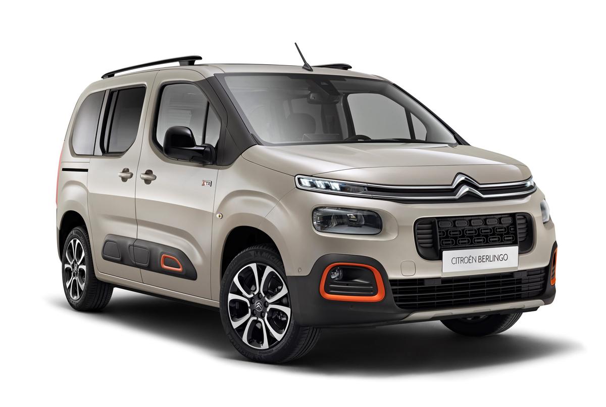 Noul Citroen Berlingo a câştigat premiul International Van of the Year 2019