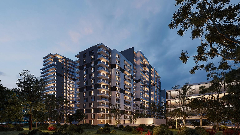 City Point devine primul ansamblu rezidențial din România certificat LEED Gold for Neighborhood Development