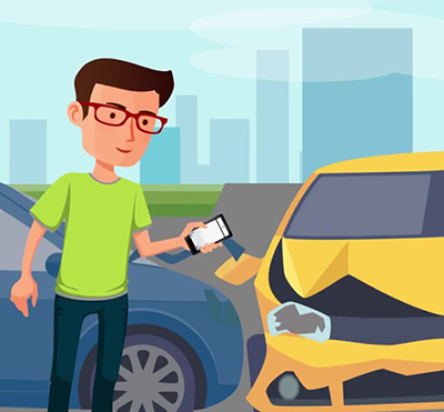 Allianz-Ţiriac a lansat un serviciu online de verificare a evoluţiei reparaţiei maşinii şi a dosarului Casco de daună