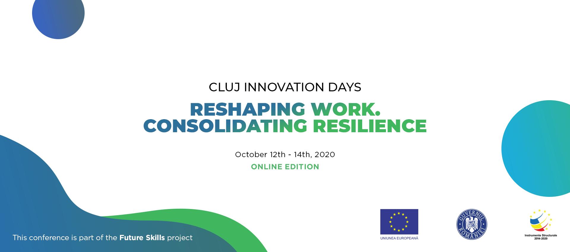 Ediția de toamnă a Cluj Innovation Days abordează subiectul digitalizării