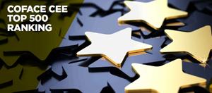 56 de companii românești sunt prezente în Coface Top 500 companii din Europa Centrală şi de Est