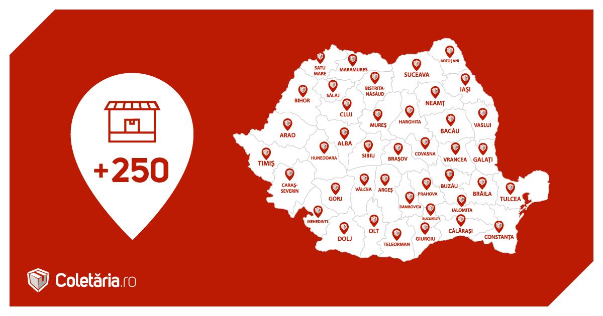Coletăria.ro triplează numărul de puncte pick-up în 2021 şi intră în oraşele mici