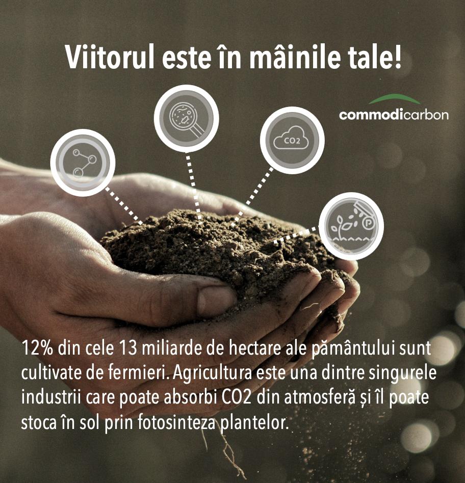 Fermierii din România pot obţine câştiguri suplimentare din certificatele de carbon